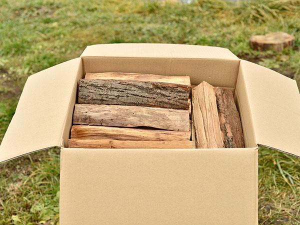 キャンプ・焚き火用薪 (広葉樹ミックス)